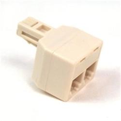 rj11 splitter adapter. Black Bedroom Furniture Sets. Home Design Ideas