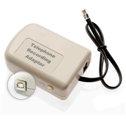 Trillium Handset Phone Recording Adapter - USB
