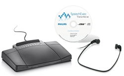 Philips SpeechExec Transciption Set LFH7177