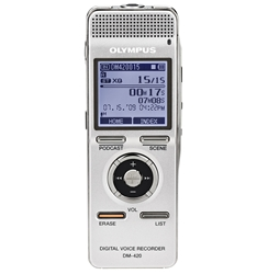 Olympus DM-420 Recorder (2GB / 533 hours)