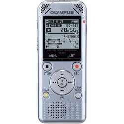 Olympus WS-801SLV Recorder (2GB / 843 Hours)
