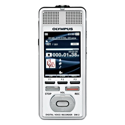 Olympus DM-2 Digital Audio Recorder