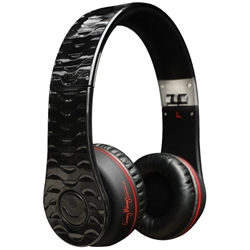 Fanny Wang Luxury 1000 Headphones Black