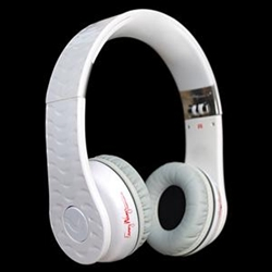 Fanny Wang 1000 Headphones White