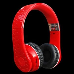 Fanny Wang 1003 Headphone Red