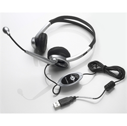 HP-USB Multimedia Headset