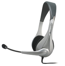 AC-401 Stereo Headset with Mic