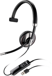 Plantronics Blackwire C710 Headset (USB - Wired/Wireless - Bluetooth)