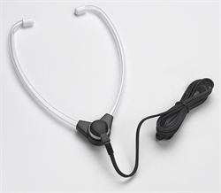 Hinged Plastic Stetho USB Headset