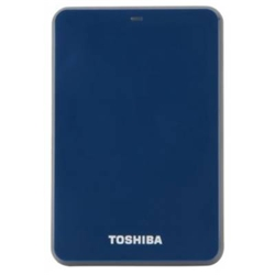 Toshiba Canvio 1 TB USB 3.0 External Hard Drive - Blue