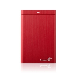 "Seagate Backup Plus 500 GB 2.5"" External Hard Drive - Red"