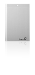 "Seagate Backup Plus 500 GB 2.5"" External Hard Drive - Silver"