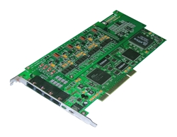 TAPI Telephony Board - 8 Analog Phone Lines(32BIT)