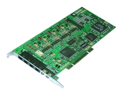TAPI Telephony Board - 4 Analog Phone Lines(64BIT)