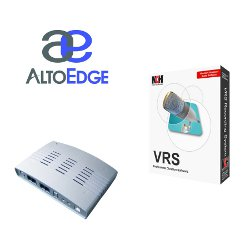 VRS Recording Lite - 2 Port Analog Modem