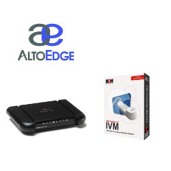 IVM PRO - Way2Call 4 Port Modem Bundle
