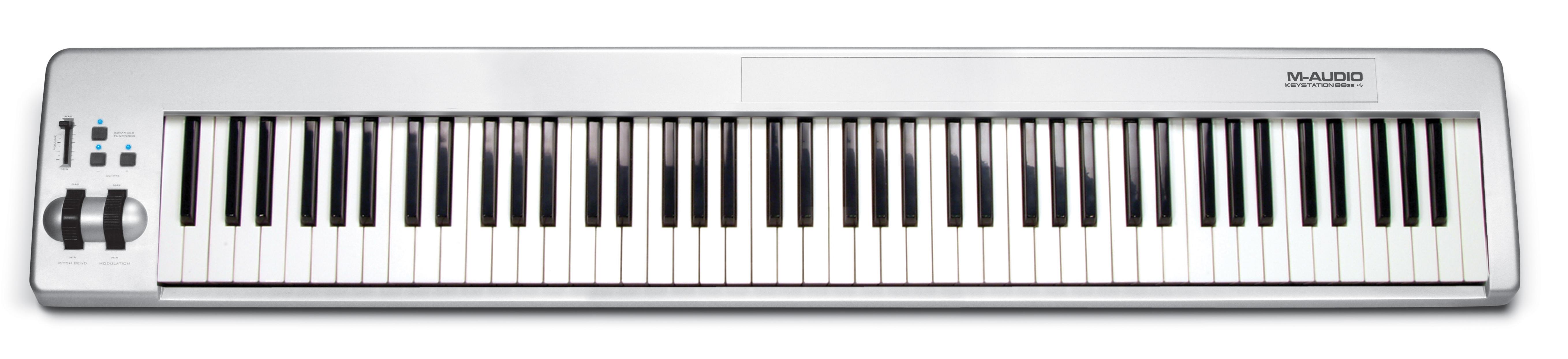 m audio keystation 88es usb midi keyboard. Black Bedroom Furniture Sets. Home Design Ideas