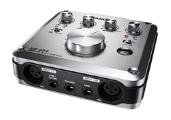 Tascam US-322 USB Audio Interface with DSP Mixer