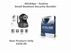 Eyeline Small Business Security Bundle w/ 6 x Wanscam Wireless IP Camera